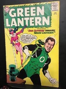 Green Lantern #26 (1964) mid grade Star Sapphire cover key! VG/FN Wow!