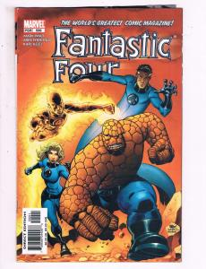 Fantastic Four #509 VF Marvel Comic Book Waid Torch Thing DE11