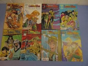 8 Record of Lodoss War CPM Manga The Grey Witch Issues 16-22 Heroic Knight #1