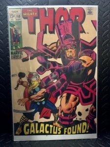 Thor #168 | Comic Book Cover Replica | 11x17 Poster