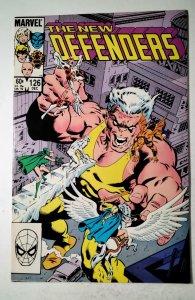 The Defenders #126 (1983) Marvel Comic Book J757