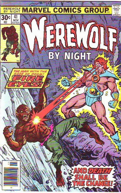 Werewolf by Night #41 (Nov-76) VF/NM High-Grade Werewolf