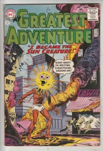 My Greatest Adventure #52 (Feb-61) FN+ Mid-High-Grade