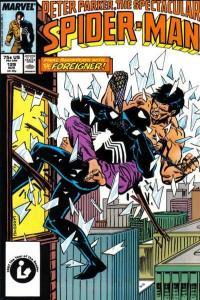 Spectacular Spider-Man (1976 series) #129, VF+ (Stock photo)