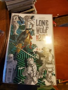 Lone Wolf 2100: Chase the Setting Sun #3 (2016)