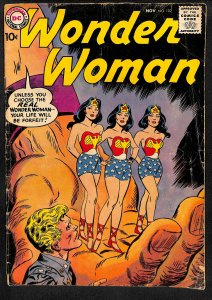 Wonder Woman #102 GD- 1.8