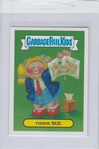 Garbage Pail Kids Tissue Sue 7b GPK 2016 American As Apple Pie In Your