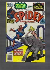 Spidey Super Stories #35 (1978)