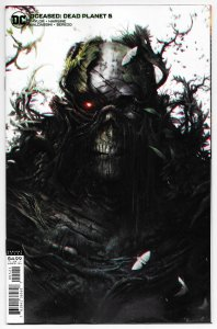 DCeased Dead Planet #5 Mattina Swamp Thing Variant (DC, 2020) NM
