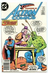 Action Comics 563 Jan 1985 NM- (9.2)