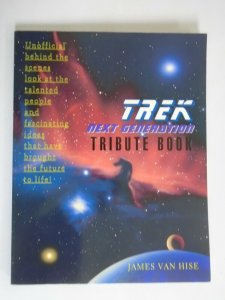 Trek The Next Generation Tribute Book SC 6.0 FN (1993 Pioneer)