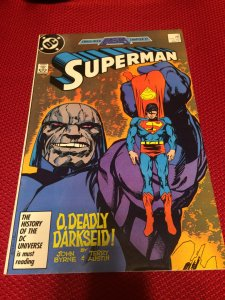 Superman #3 DC Legends (1987) VF-