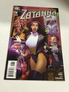 Zatanna 8 Nm Near Mint DC Comics