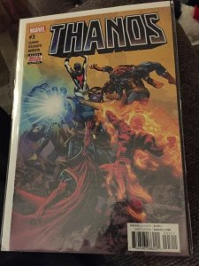 Thanos #3 Deodato Imperial Guard Marvel 2017 NM