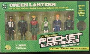 Green Lantern Pocket Super Heroes Set