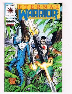 Eternal Warrior #15 Valiant Comic Book HH1