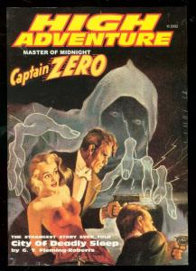 HIGH ADVENTURE #63-CAPTAIN ZERO #1  11/1949 DEADLY SHIP VF/NM