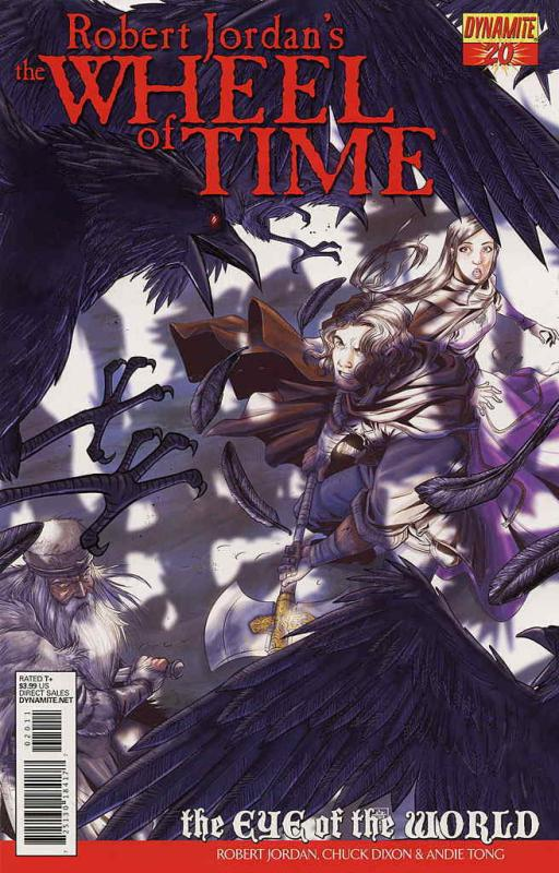 Wheel Of Time (Robert Jordan'…), The #20 VF/NM; Dynamite | save on shipping - de
