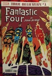 Fantastic Four True Believers #1 NM