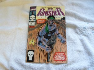 1990 MARVEL COMIC THE PUNISHER # 39