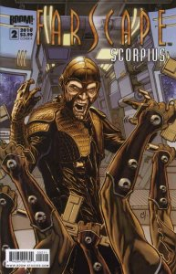 Farscape: Scorpius #2A VF/NM; Boom! | save on shipping - details inside