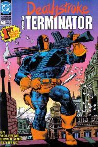 Deathstroke: The Terminator #1, NM (Stock photo)