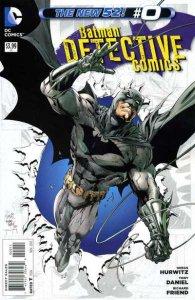Detective Comics (2011 series) #0, NM + (Stock photo)