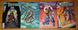 Venture #1-4 VF/NM complete series - image comics - jay faerber - jamal igle 2 3
