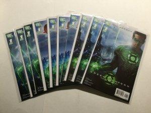 Green Lantern Movie Prequel One-Shot Lot Run Set Near Mint Nm Dc Comics