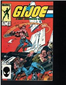 G.I. Joe: A Real American Hero #30 (1984)
