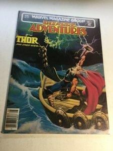 Bizarre Adventures 32 Nm- Near Mint- 9.2 Marvel Comics