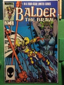 Balder The Brave #1
