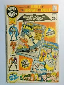 Super DC Giant #16 one detached staple 2.0 (1970)
