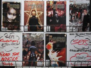 THE POSSESSED #1-6 (DC/Wildstorm/Cliffhanger, 2003) VF-NM COMPLETE! Geoff Johns
