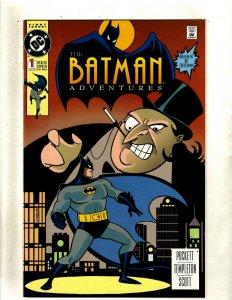10 Comics Batman 1 Shadow of the Bat 1 Secret Origins 6 Untold Legend 1-3 + GK58