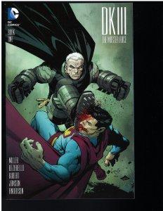 Dark Knight III: Master Race #1 (Marvel, 2016) - Midtown Exclusive Variant