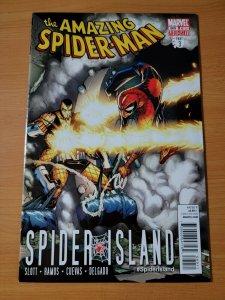 Amazing Spider-Man #669 ~ NEAR MINT NM ~ 2011 Marvel Comics