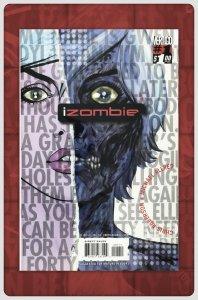 iZombie #1 (2010) NM-