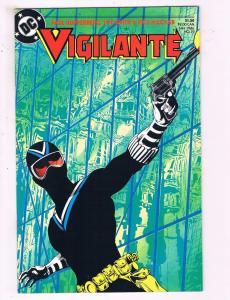 Vigilante #25 VF DC Comics Comic Book Kupperberg DE19