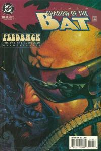 Batman: Shadow of the Bat #42, NM- (Stock photo)