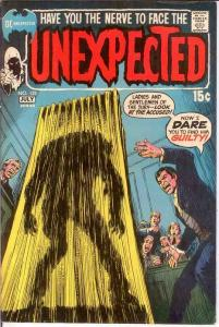 UNEXPECTED (TALES OF) 125 F+   July 1971 COMICS BOOK