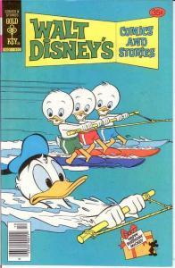 WALT DISNEYS COMICS & STORIES 457 VF-NM Oct. 1978 COMICS BOOK