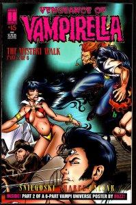 Vengeance of Vampirella #15  ( 1995, Harris)  9.0 VF/NM