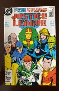 Justice League #1 (1987)