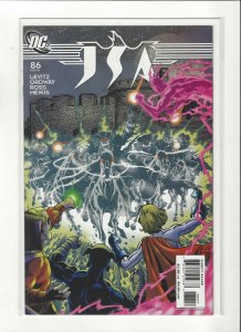 JSA #86 DC Comics  NM-