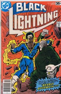 Black Lightning #8 ORIGINAL Vintage 1978 DC Comics