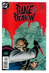 Batman Bane of the Demon #2 (DC, 1998) VF/NM