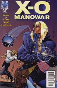 X-O Manowar #57 FN; Valiant | save on shipping - details inside