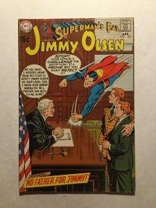 Superman's Pal Jimmy Olsen 128 Very Good Vg 4.0 Dc Comics