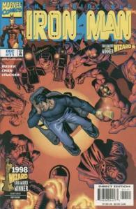Iron Man (1998 series) #11, NM- (Stock photo)